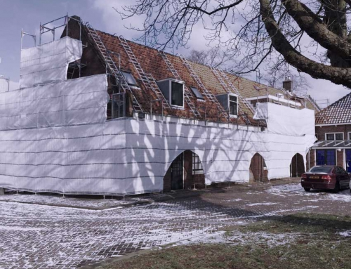 Dolhuys gesloten tijdens renovatie