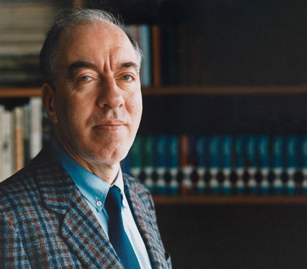 portret Johan Polak
